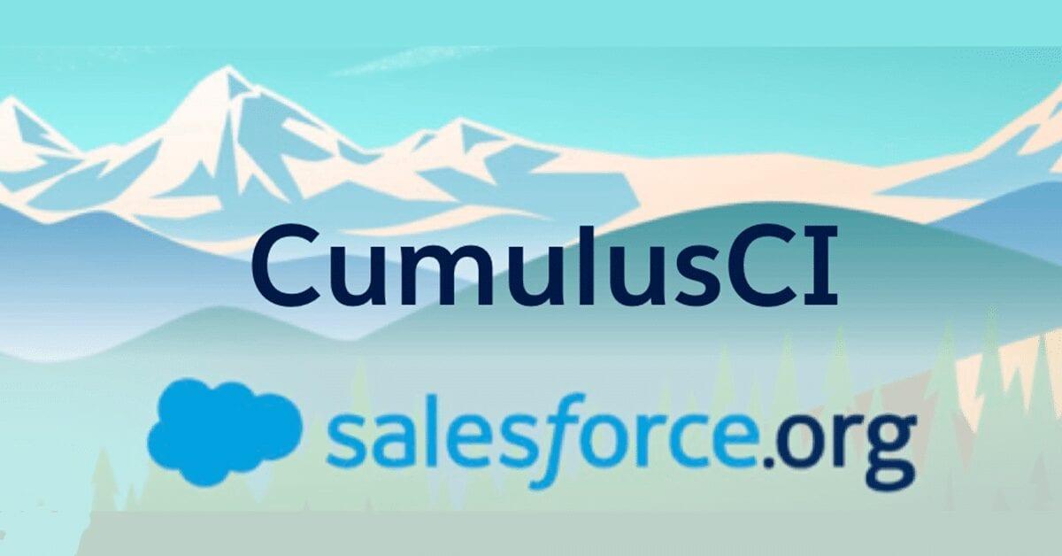 CumulusCI Logo