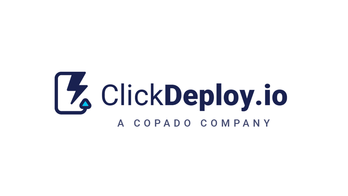 ClickDeploy.io Logo