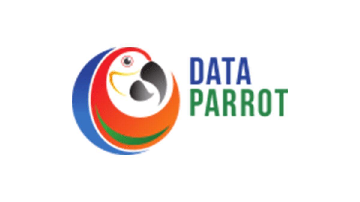data parrot logo