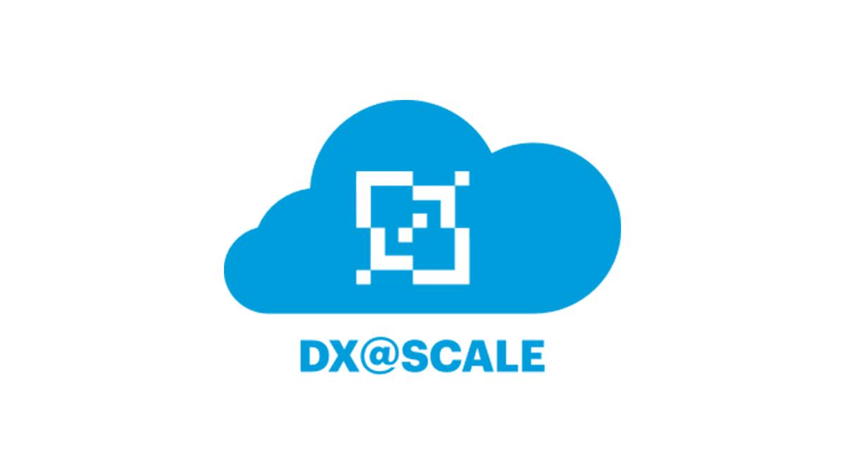 Accenture DX@Scale Logo