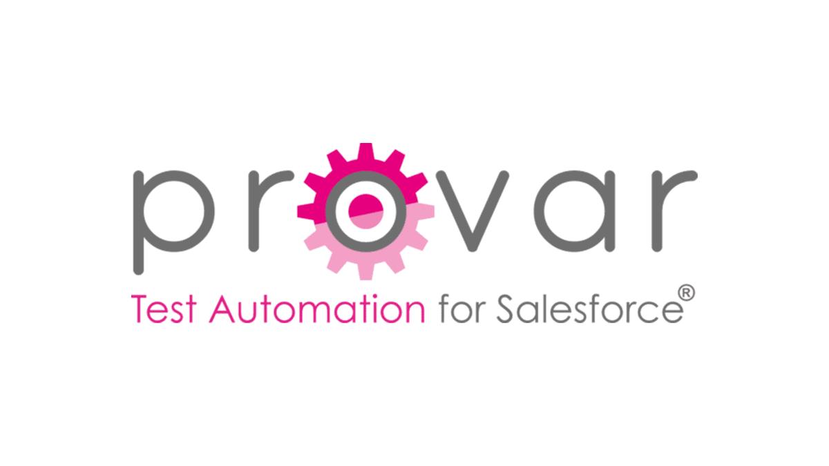 Provar Testing Logo