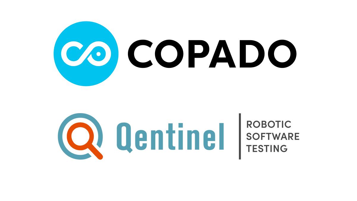 Copado Qentinel Merger Logos