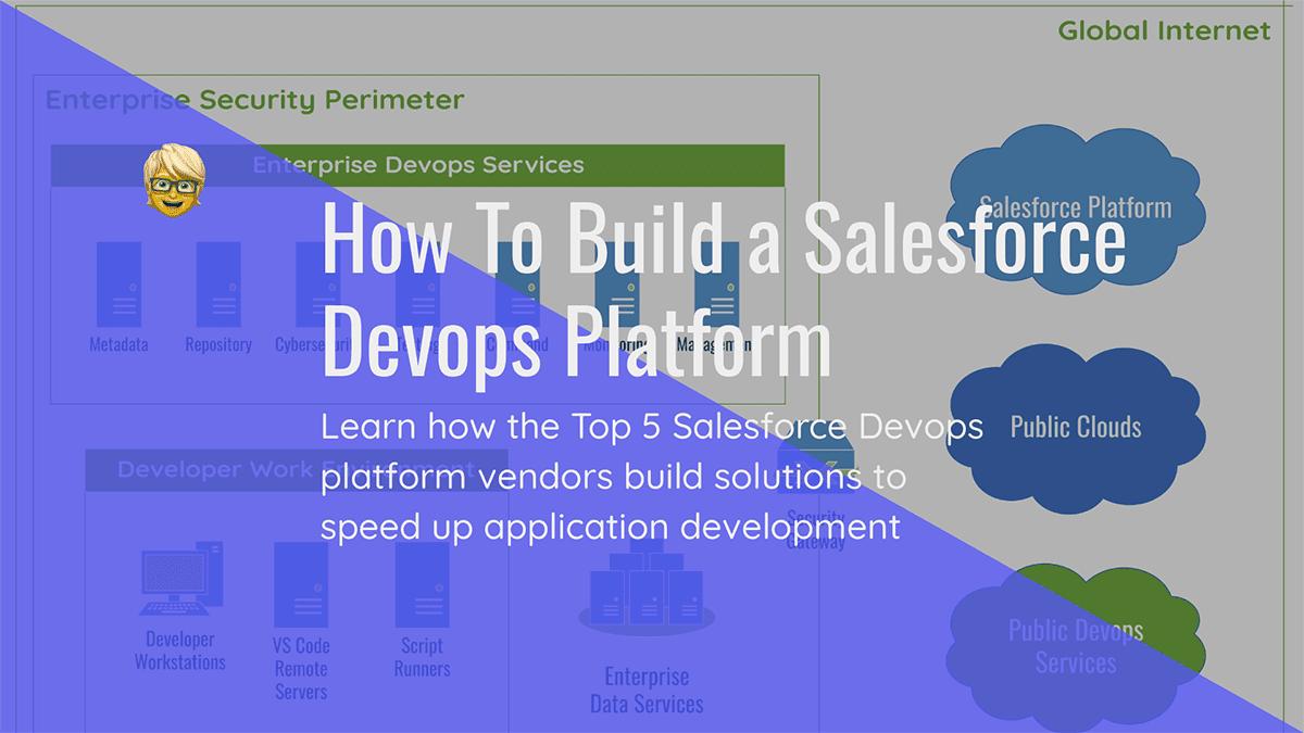 Salesforce Devops Platform