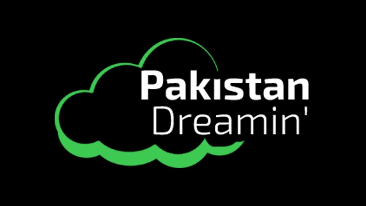 Pakistan Dreamin' Logo