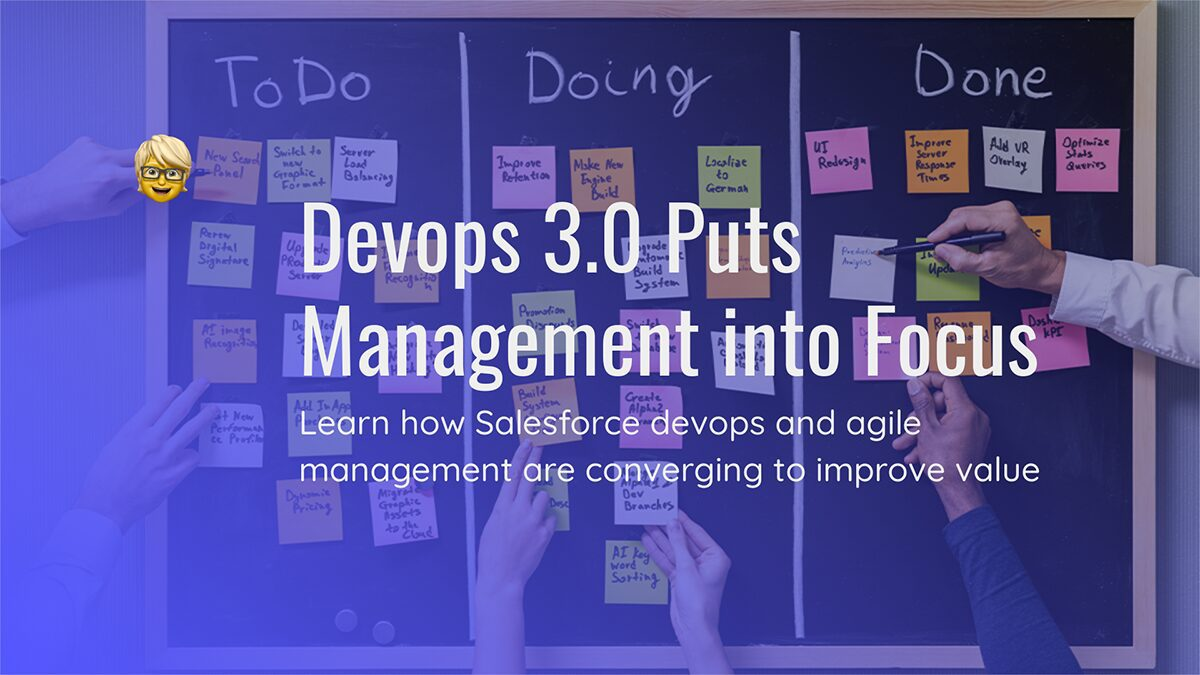 Devops 3.0 Puts Management Into Focus Cover Image