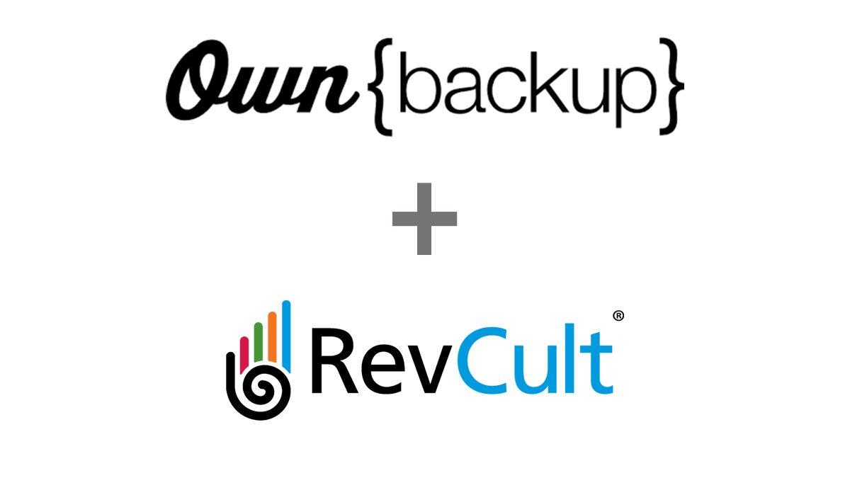 OwnBackup + Revcult Logos